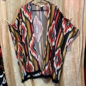 Gorgeous  size small sweater outlayer